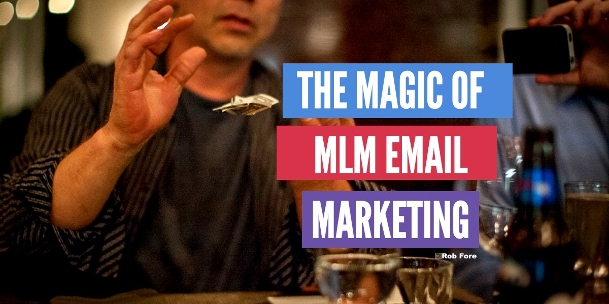 MLM Email Leads List