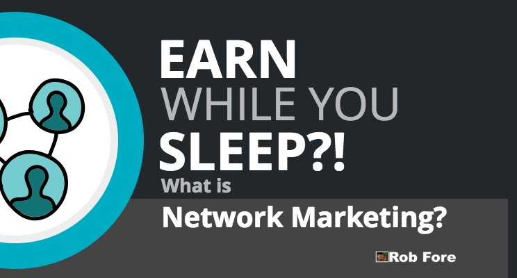 What is network marketing?