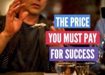 Cost of Success