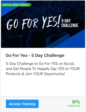 Go For Yes