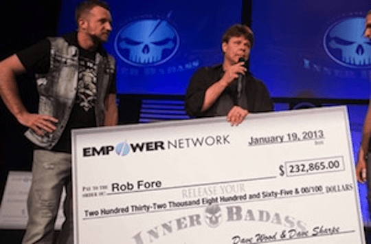 Rob Fore Empower Network