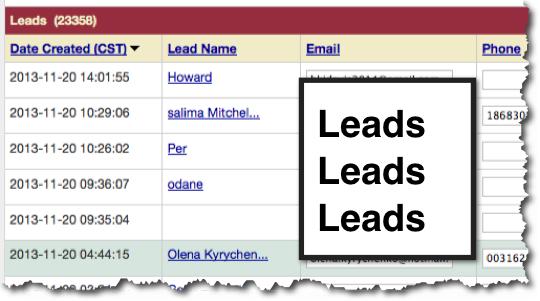 MLSP - Leads