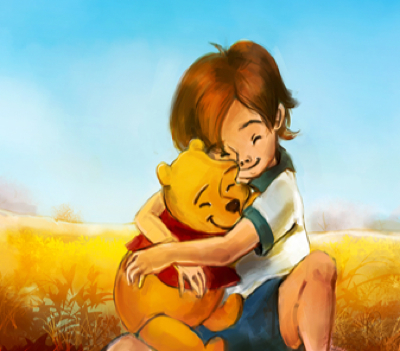A Note From Christopher Robin To Pooh