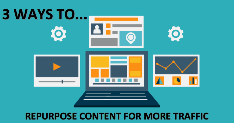 3 Ways to Repurpose Content